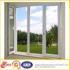 Heat Insulated Aluminium Window/Aluminum Window with Low-E Glass