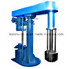 Basket Grinder Machine with Hydraulic Lifting Frame