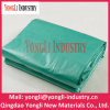 Virgin Material Clear PE Tarpaulin with Excellent UV Resistance