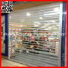 Shopfront Automatic Transparent Plastic Door (ST-02)
