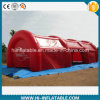 Hot-Sale Outdoor Event Use Giant Inflatable Red Tent with Logo