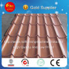 1100 Glazed Roofing Tile Rolling Machinery