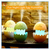 Fun Mute LED Light Egg Air Humidifiers