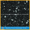Black Artificial Engineered Quartzite Stone for Slabs and Countertops