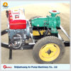 Emergency Diesel Engine Trailer Fire Pump