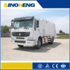 HOWO Compactor Garbage Truck for Rubbish Collecting