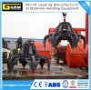 Steel Scrap Grab Motor Hydraulic Orange Peel Grab