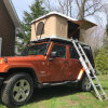 Hard Shell Camping Travel SUV Roof Top Tent