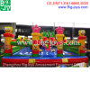 Top Sale Commercial Inflatable Bouncer Size Big, Inflatable Fun City