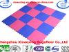 Suspended Modular Futsal Flooring Removing Vinyl Indoor Soccer Court