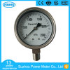 100mm 2.5inch All Stainless Steel Manometer with Ce Certificate