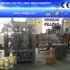 Automatic Linear Type Bottle Coconut Oil Filling Machine (GFY4-1)