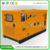 80kVA Soundproof Type of Diesel Generator Powered by Perkins 1104A-44tg2 Engine