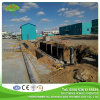 Subsurface Combined Sewage Treatment to Dislodge Tanning Wastewater Sundries