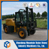 3.5 Ton All Rough Terrain Forklift with Diesel Commins Power