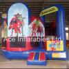 Modular 5 in 1 Super Hero Inflatable Bouncy Castle