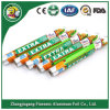 Food Soft Coated Household Paper Backed Aluminum Foil