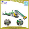 Waste Pet Bottle Flakes Plastic Crusher Washing Recycling Line