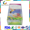 High End Visualized Packaging PVC/Pet/PP Box with Double Sizes Printing