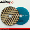 High Quality Marble Slab Diamond Abrasive Pad Dry Used