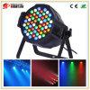 54PCS*3W LED PAR Light RGBW LED PAR Can Stage Effect Light