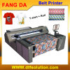 Pigment Digital Textile Printer for Cotton T-Shirt Fabric Roll Printing