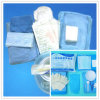 Disposable Coronary Angiography Pack Steriled Customized