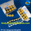10 Mg Muscle Building Injectable Peptides Ghrp Bremelanotide PT-141