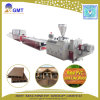 WPC PVC Plastic Wood Composite Hollow Decking Floor Machine Line