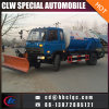 Dongfeng 8m3 10m3 Snow Shovel Sewer Tanker Truck Sewer Suction Truck