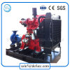 Low Flow Horizontal Centrifugal Diesel Engine Water Pump for Chemical