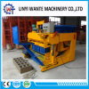 Wt6-30 Semi Automatic Concrete Mobile Brick Making Machine