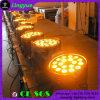 DMX Stage LED 18X18W RGBWA UV 6in1 Zoom PAR Light