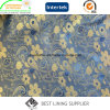 New T/R Men′s Suit Jacket Jacquard Lining Fabric Manufacturer