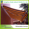 Flexible Retractable Adjustable Patio Door Awnings