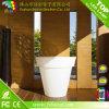 Outdoor Solar Powered Home Balcony Flower Pot