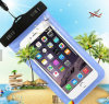 Transparent PVC Mobile Phone Case Waterproof Bag Waterproof Case for iPhone 6