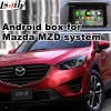 Android 4.4 5.1 GPS Navigation Box for Mazda Cx-5 Mzd Connect Video Interface
