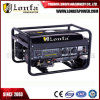 2kw 2.5kVA Four Stroke 220V/110V Open Shelf Gasoline Electric Generator Lf6000-B