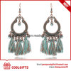 New Design Jewelry Vintage Round Tassel Earrings for Party