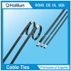 PVC Covered Ss Self-Lock Cable Belting for Tied up Wires