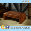 French European Style Living Room Hand Made Cabinet Tea Table