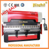Hydraulic CNC Bending Machine (WC67K-125/3200) Kingball Factory Direct Sale