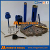 Long Life Span High Efficiency Stone Drill Bit