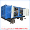 1200bar Diesel Engine High Pressure Cold Water Cleaning Equipment