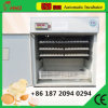Holding 528 Eggs Automatic Egg Incubator for Poultry Equipment
