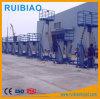 6meter Double Mast Mobile Electric Portable Aluminum Aerial Platform