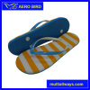 Unisex EVA Flip Flops with Two Color Sole