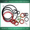 Professional Silicone Rubber O-Ring of Different Rubber Materials