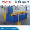 QC11Y-6X2500 E21S control hydraulic guillotine shearing cutting machine